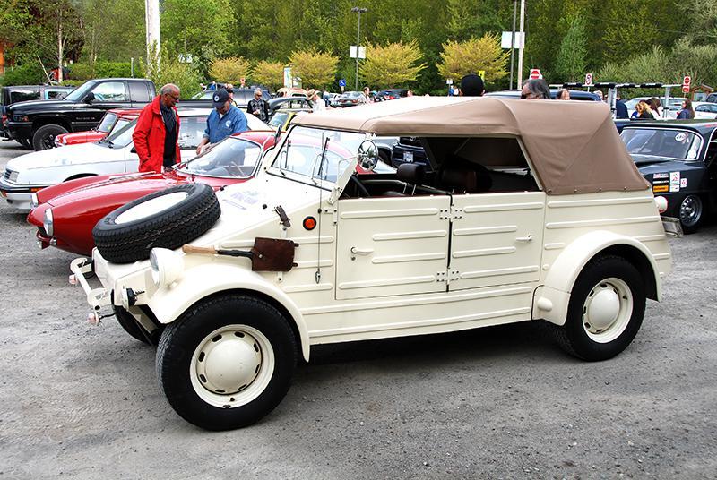 VW THING ;^{)}